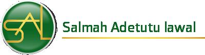 Salmah Adetutu Lawal